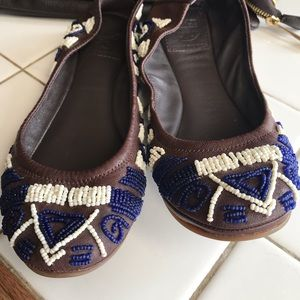 Tory Burch Bags - Shoes and clutch Tory Burch